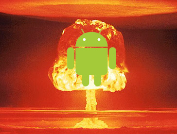 Nuclear explosion Android ITC Patent Case