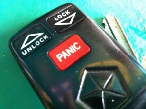 Photo of a panic button by Ilovememphis