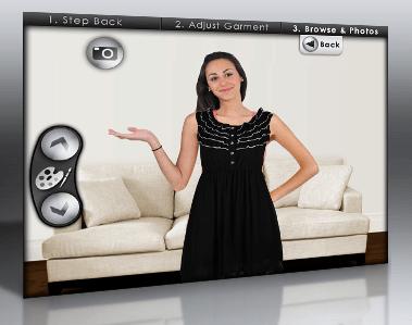 Webcam Social Shopper