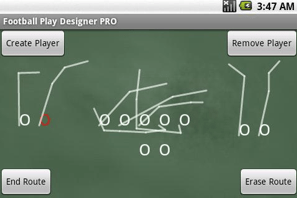 Football Play Designer
