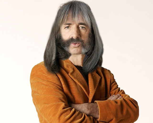 Harry Shearer as Derek Smalls of Spinal Tap