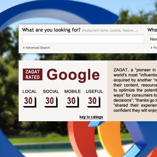 google-zagat