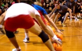Github Dodgeball Half Court