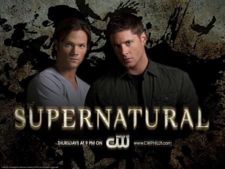 supernatural, CW