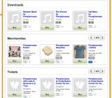 YouTube Merch Store