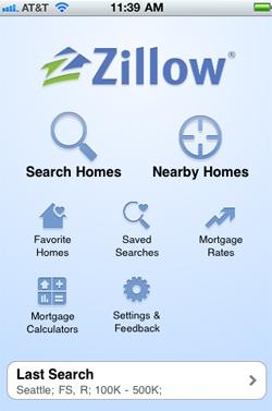 zillow-iphone-app