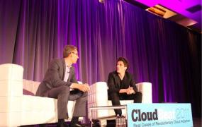 Aaron Levie CloudBeat