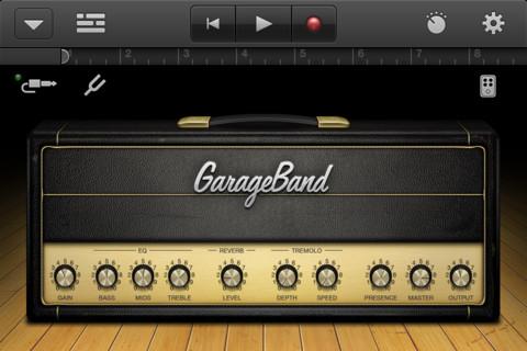 Garage Band Speaker