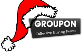 Groupon holiday