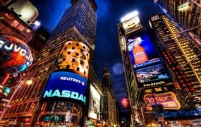 NASDAQ Sign