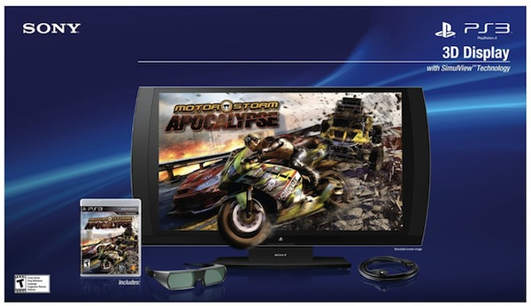 PlayStation 3DTV