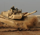 Iraqi Army drives into future with M1A1 Abrams tanks