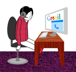 gmail-calling