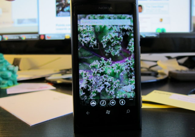 Nokia Lumia 800 Windows Phone