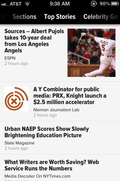 iPhone Top Stories