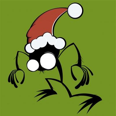 Weird Christmas Guy