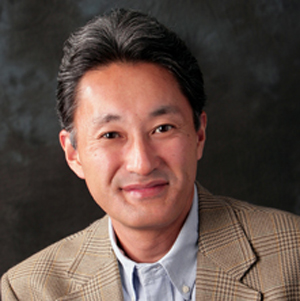 Sony Representative CEO and Executive Deputy President Kazuo Hirai