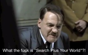 Hitler Google Plus