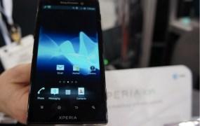 Sony Xperia Ion 1