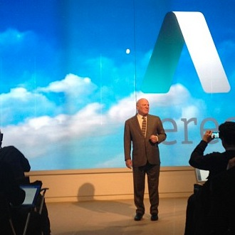 Aereo investor Barry Diller.