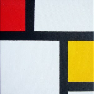 Homage to Mondrian by Kent Wang/Flickr