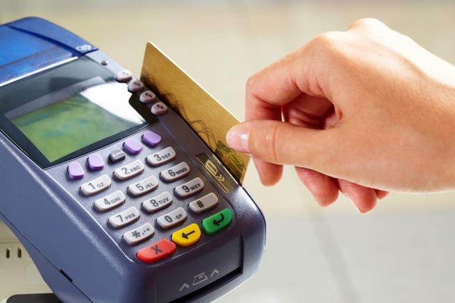credit card processor