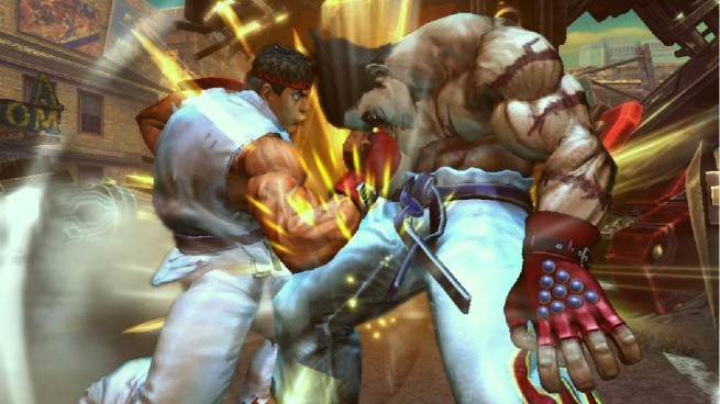 Street Fighter X Tekken DLC