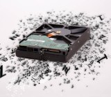 big data broken hard drive