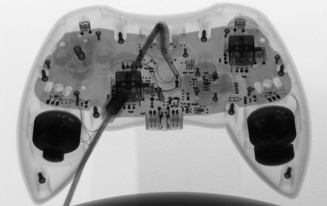 Controller X-ray