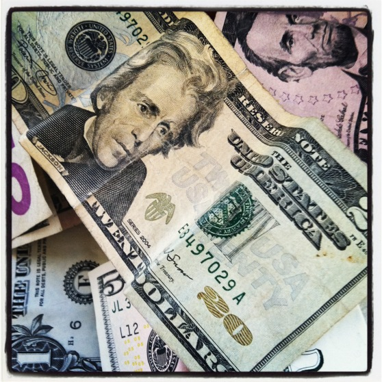 An instagram photo of money might be the best way to explain why Instagram is worth $1 billion.