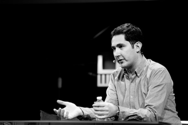 Instagram founder Kevin Systrom at Le Web 11