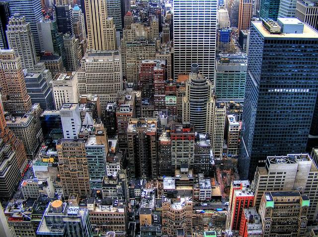new york city buildings NYC