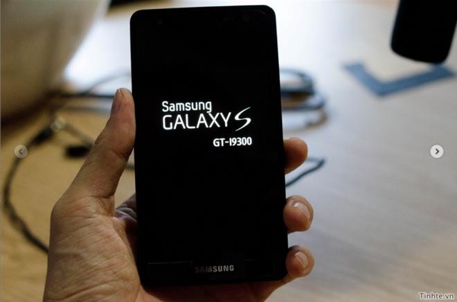 samsung galaxy s III leak 1