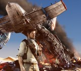 Uncharted 3 plane crash