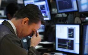 facebook stock down