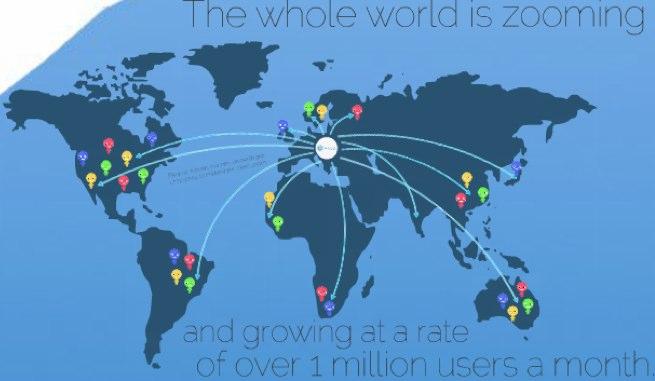 prezi around the world