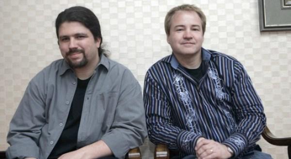Jason West and Vince Zampella
