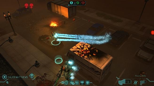 XCOM - archangels on the move