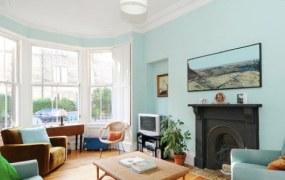 An airbnb apartment