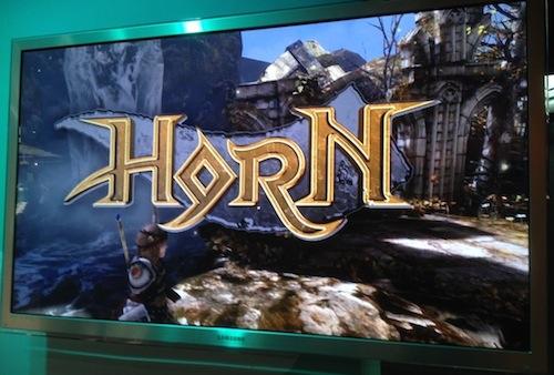Horn by Phosphor Games Studio