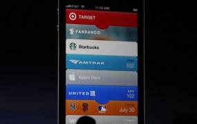 iOS6 Passbook