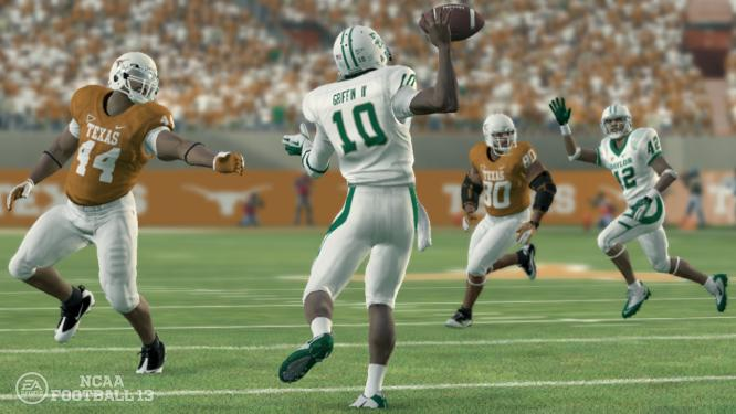 NCAA Football 13 - Robert Griffin 3