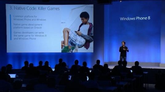 Windows 8 Phone_DirectX