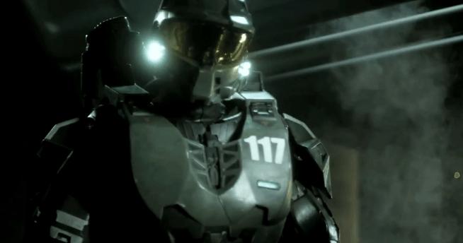 Master Chief Halo 4 Forward Unto Dawn