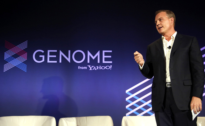 yahoo-genome-launches