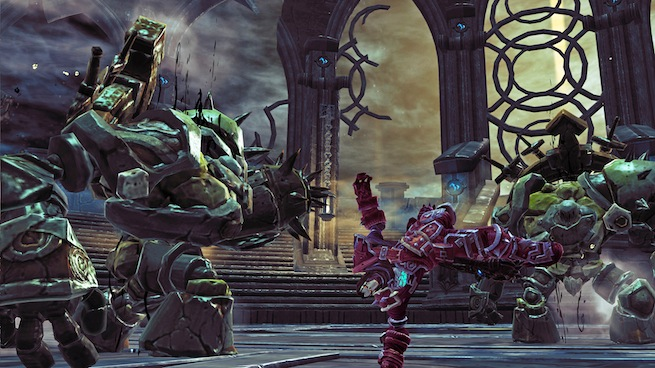 Darksiders II Review Evade