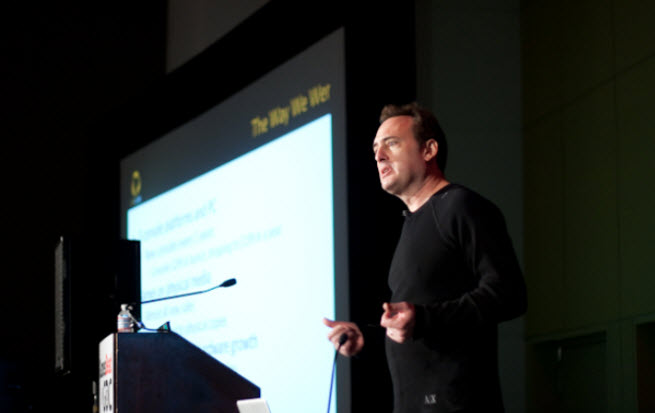 Steve Perlman, ousted founder of OnLive