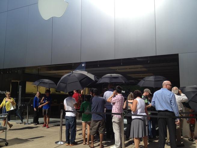 Apple Store Austin