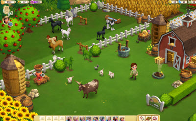 farmville 2 yard