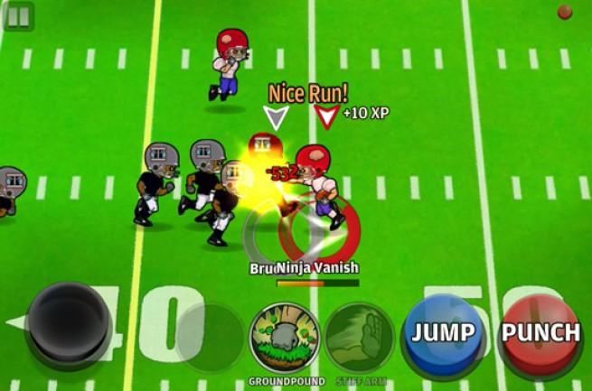 Football Heroes iOS